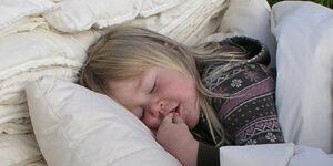 Öko-Bettwaren Kinder