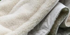Schafwoll-Unterbetten