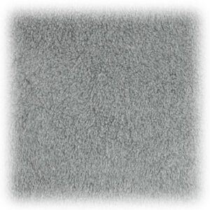 Wollflor grau