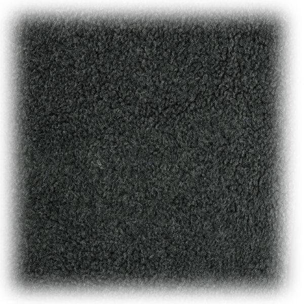 Wollflor anthrazit