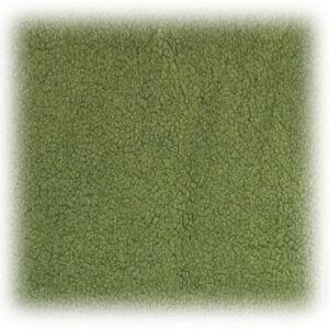 Wollflor grün