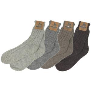 Alpaka-Socke dick