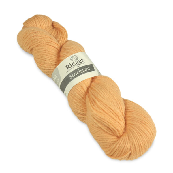 Alpaka-Strickwolle pfirsich